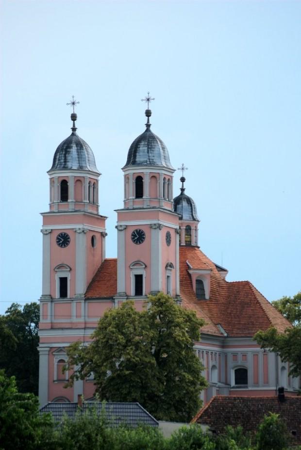 Sieraków - kościół