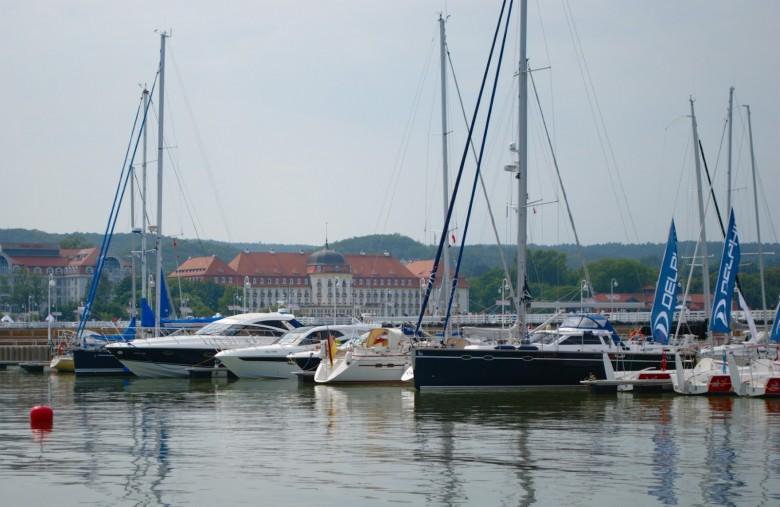 Sopot - marina